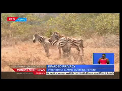 Security forces arrest 379 herders in Laikipia following recent spate of attacks on private ranches