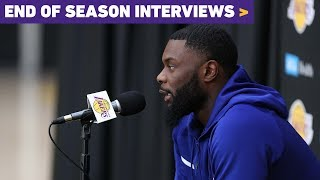 2019 End of Season Interview: Lance Stephenson