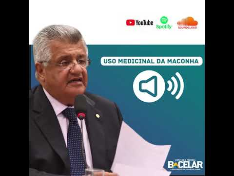 PODCAST DO BACELAR - USO MEDICINAL DA MACONHA