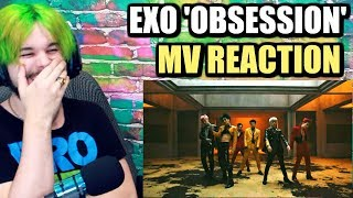 Gambar cover EXO 엑소 'Obsession' MV | COMEBACK OF THE YEAR! | REACTION!!
