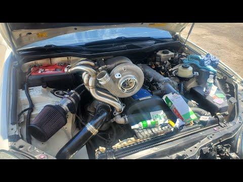 1jzgte Toyota Crown Driving, 1jzgte Turbo Upgrade Soon, 2nd Gen Aristo Jzs161