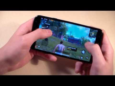 Games Samsung Galaxy J4 2018 (GTA:SanAndreas, PUBG:Mobile, Injustice2)