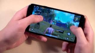 Games Samsung Galaxy J4 2018 (GTA:SanAndreas, PUBG:Mobile, Injustice2)