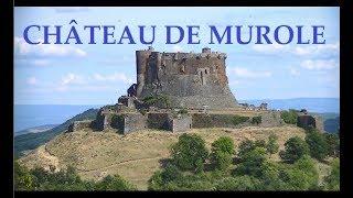 Château Fort de Murol, magnifique château médièvale du XIe siècle,  Puy-de-Dôme.