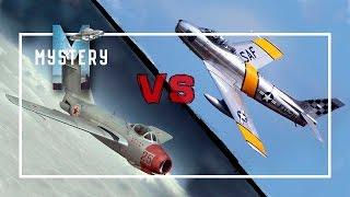 РОССИЯ или США? Воздушный Поединок  F 86 против МиГ 15!  Документальный фильм Discovery
