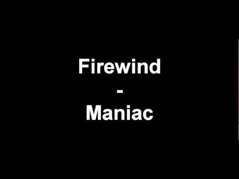 Firewind - maniac - lyrics