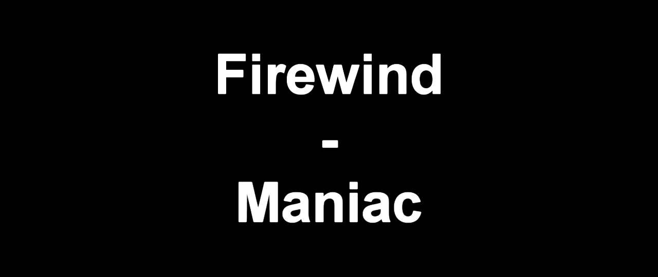 Lyric flashdance lyrics : Firewind - maniac - lyrics - YouTube