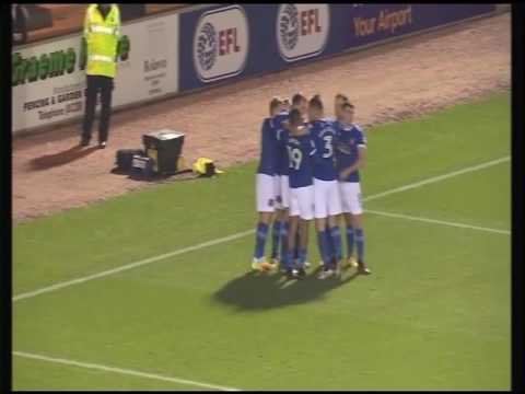 GoPro highlights - Carlisle United 5 - 2 Mansfield Town