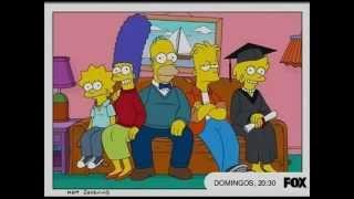 Los simpsons Temporada 23 latino trailer des