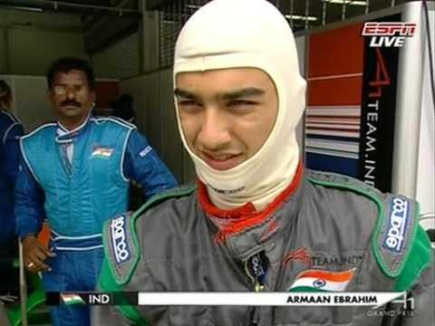 A1GP   2005 2006   Round 5   Race 2