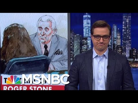 Trial Of Long-Time President Donald Trump Confidante Roger Stone Starts | All In | MSNBC