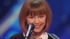 Grace Vanderwaal - All Performances America's Got Talent 2016