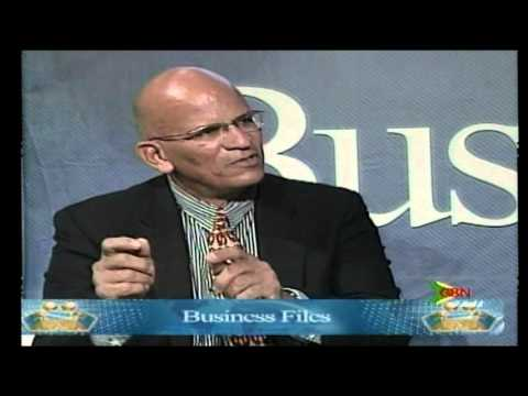 Business Files, May 20th, 2010 - Grenada's Development Strategy