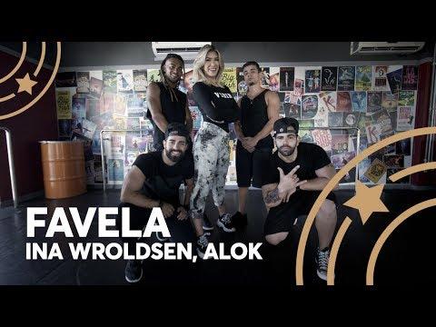 Favela - Ina Wroldsen, Alok - Lore Improta | Coreografia