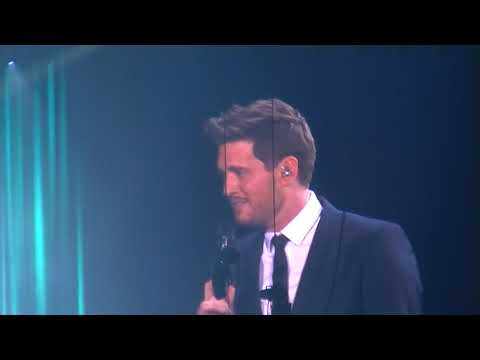 Michael Bublé, cuttings from The O2 Arena (five full songs)