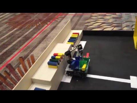 2016 IEEE Hardware Competition robot: University of West Florida (UWF)