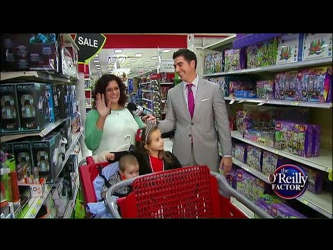Watters' World Goes Holiday Shopping!