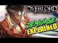 Who Is Demiurge? | OVERLORD Demiurge / Jaldabaoth - Lore, Creation, & Twisted Characteristics