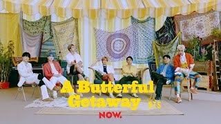 BTS (방탄소년단) COMEBACK SPECIAL : A Butterful Getaway with BTS