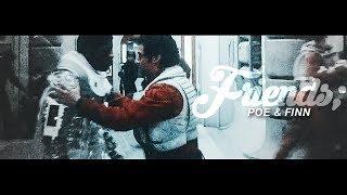 ►poe & finn || tell me we weren't just friends (+TLJ)
