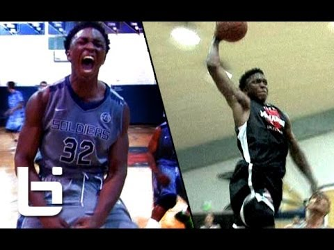 Stanley Johnson Making A Case For #1 In Nation! Official Summer Mixtape!
