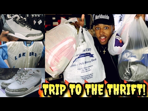 FINDING TREASURE AT THE THRIFT! HUGE NEW HAUL!