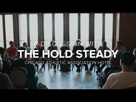 A Discussion with The Hold Steady Mp3