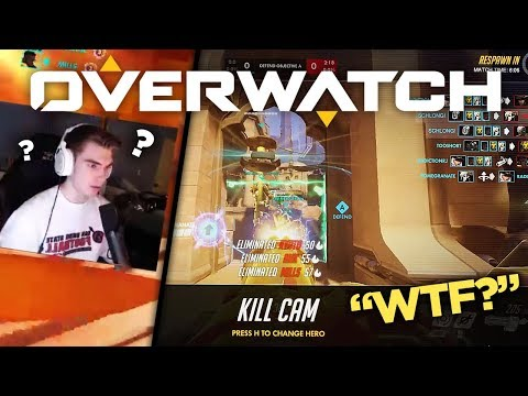 Overwatch MOST VIEWED Twitch Clips of The Week! #37 thumbnail