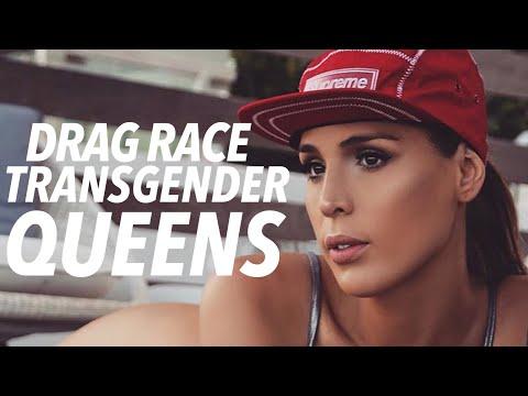 Drag Race TRANSGENDER QUEENS