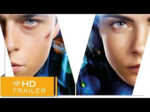 Teaser Trailer 2 - Valerian y La Ciudad De Los Mil Planetas (Subtitulado)