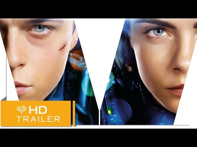 Imperdible teaser de Valerian y La Ciudad De Los Mil Planetas