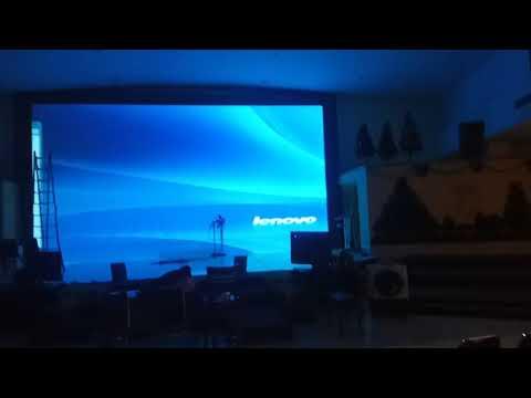 Duble projector