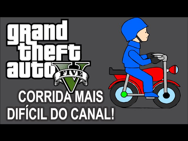 Gta V Pc - Corridas No Modo Hard #13