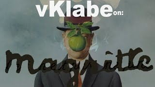 vKlabe on: Renè MAGRITTE - questo non è Arte