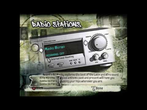 Radio Bongo Radio Station Fifa Street 2