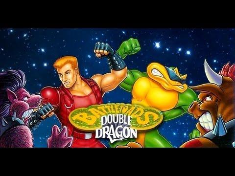 Battletoads & Double Dragon Dendy Co-op Прохождение (с RECHOOSENONE)
