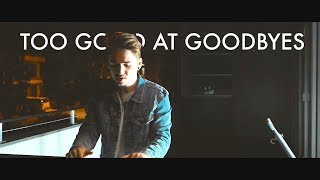 Sam Smith - Too Good At Goodbyes   Rock Cover by Btwn Us