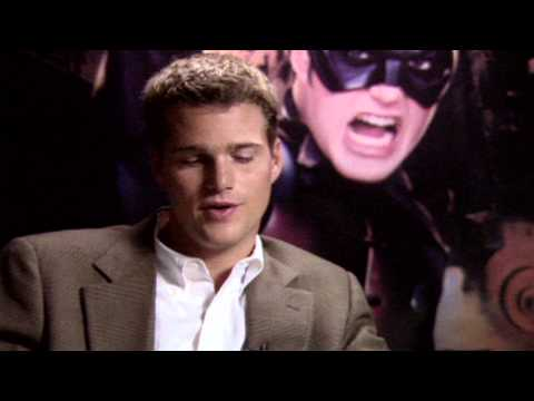 Batman Forever: Chris O'Donnell Exclusive