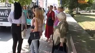 На  День рождения Телерадиокомпания «Елец» подарила жителям и гостям города «Бесплатный автобус»