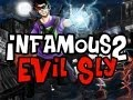 """Infamous 2: Evil Sly Playthrough Ep.21 """"Zapping people with electrical powers....IN AMERICA!!!"""""""