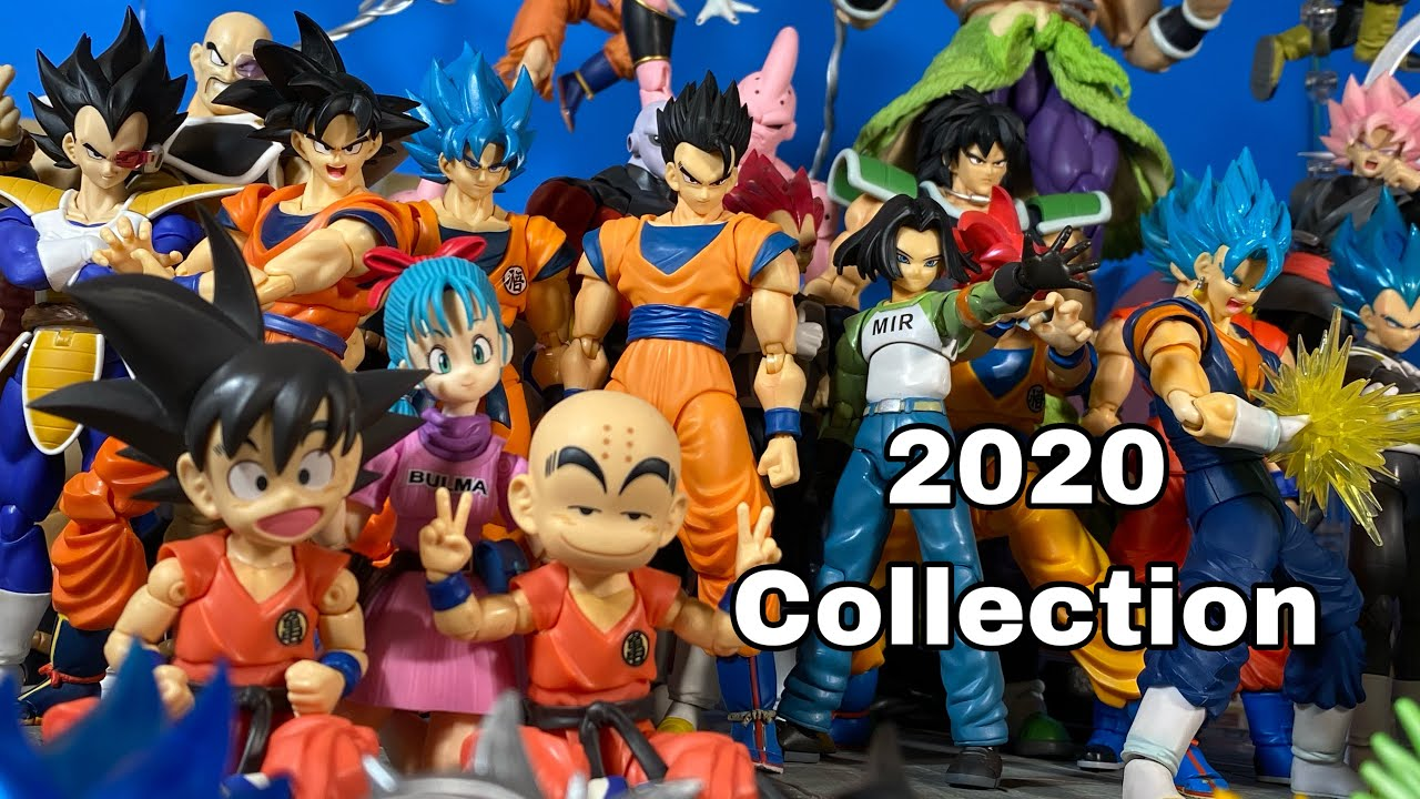 2020 SH Figuarts Collection Update