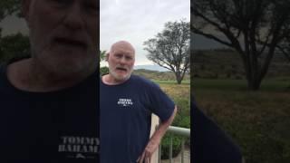 Terry Bradshaw Challenge Video