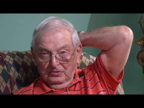 "VIDEO: ""Memories of War"" WWII Veteran Philip R. Kensinger-U.S. Army"