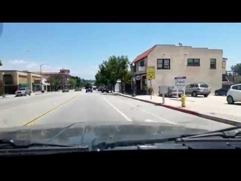 El Camino Real, Atascadero,  CA