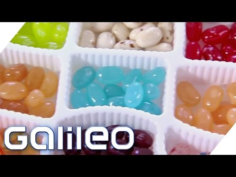 Das Geheimnis der Jelly Beans | Galileo Lunch Break