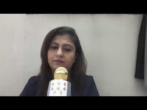 Tujhse Naraaz Nahi Zindagi | Female Cover | Lata Soni