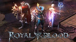 Royal Blood - Game introduction trailer
