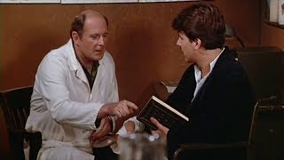 Major Winchester confronts bullying - a tribute to David Ogden Stiers thumbnail