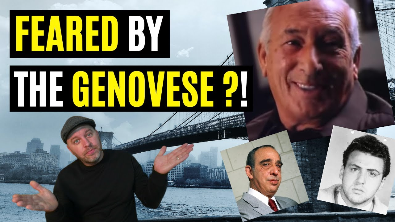 Download THE MOST FEARED MOBSTER IN NEW YORK?  - THE STORY OF BRUTAL KILLER CHARLES PANARELLA