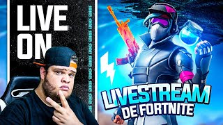 LIVESTREAM: FORTNITE DA NOITE| AM3NlC